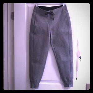 Grey Lululemon Sweatpants/Jogger Sz 6